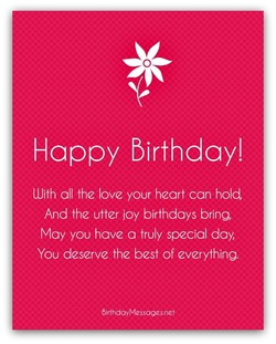 Super Short Birthday Poems Personalised Birthday Cards Veneteletsinfo